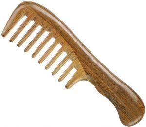 peines para el pelo rizado